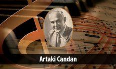 Artaki Candan (1885-1948)