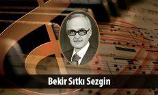Bekir Sıtkı Sezgin (1936-1996)