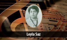Leyla Saz (1850-1936)