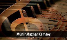 Münir Mazhar Kamsoy