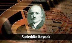 Sadeddin Kaynak (1895-1961)