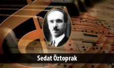 Sedat Öztoprak (1890-1947)