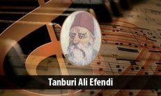 Tanburi Ali Efendi (1836-1902)