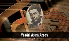 Yesâri Âsım Arsoy (1900-1992)