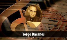 Yorgo Bacanos (1900-1977)