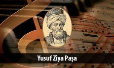 Yusuf Ziya Paşa (1849-1929)