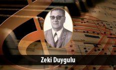 Zeki Duygulu (1907-1974)